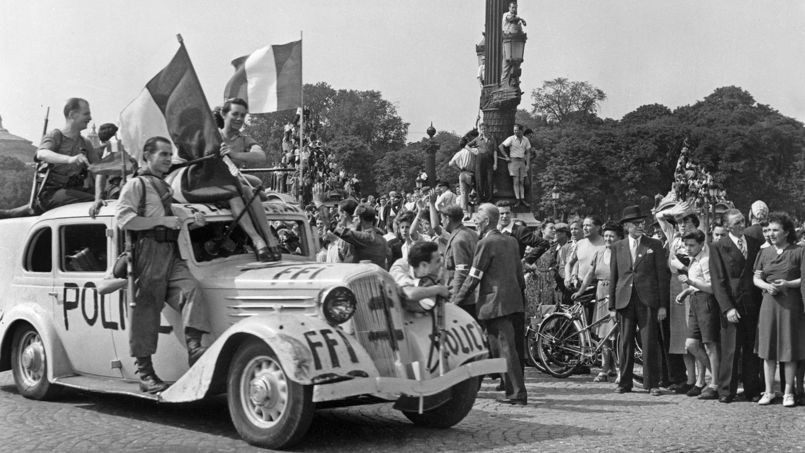 Liberation de Paris : FFI